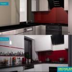 Projekt i aranżacja kuchni na wymiar